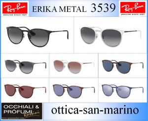 OCCHIALI DA SOLE RAY BAN MODELLO: ERIKA METAL 3539.AGGIORNATO 2021