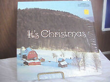 """ALBUM """"ITS CHRISTMAS""""     COLUMBIA SPECIAL PRODUCTS C 10040  VARIOUS ARTISTS"""