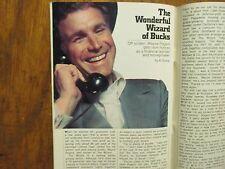 July-1976 TV Guide(WAYNE  ROGERS/ERNIE BARNES/JIMMIE  WALKER/BILLY  DEE WILLIAMS