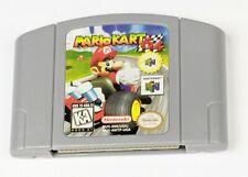 Mario Kart 64 - For Nintendo 64 N64