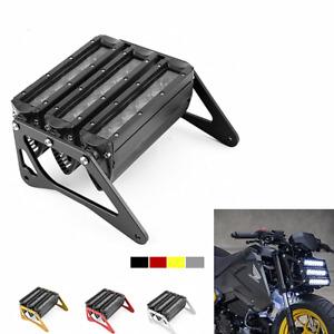 LED Headlight Fog Light Bar & Bracket For Honda MSX 125 / 125SF Grom 2013-2019
