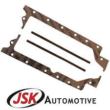 Junta de Cárter & Cuerda Sello Set Para Fordson Dexta & Super Con Perkins Motor
