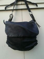 Gorgeous Black BALLY Leather Slouchy Shoulder Carry Bag