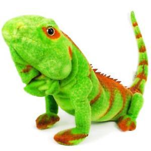 Iago the Iguana | 32 inch (Including Tail!) Stuffed Animal Plush Lizard