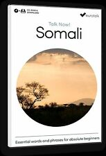 Eurotalk Talk Now Somali for Beginners - Download option and CD ROM