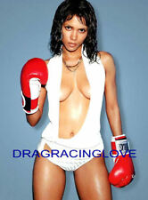 """Gorgeous Smok'in HOT Actress """"Halle Berry"""" SEXY """"Boxing"""" PHOTO! #(4)"""