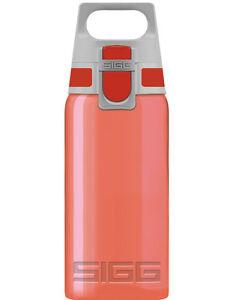 SIGG Flasche 0.5 l Trinkflasche Red Rot VIVA WMB ONE Verschluss Sport NEU