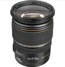 Canon EF-S 17-55mm f/2.8 IS USM Zoom Lens (Bulk Package)