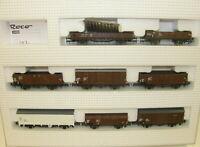 Roco H0 44006 Güterwagen-Set der ÖBB 8-teilig - NEU + OVP