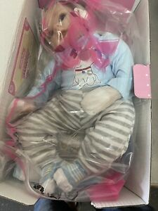 NPK COLLECTION PINKY REBORN BABY BOY DOLL NEW in BOX!!!!
