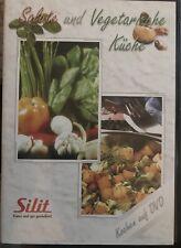 Salate und Vegetarische Küche Kochen Auf DVD