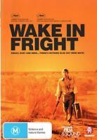 Wake in Fright * NEW DVD * (Region 4 Australia) Donald Pleasence Jack Thompson