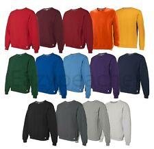 Russell Athletic Dri-Power Fleece Crewneck Sweatshirt, Men's Crew, Size S-4XL