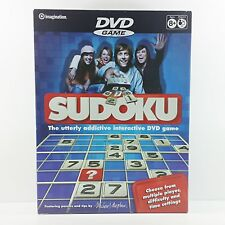 Sudoku Interactive DVD Game Bonus Feature By Michael Mepham Contents Unused 2006