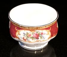 Beautiful Large Royal Albert Lady Hamilton Sugar Bowl
