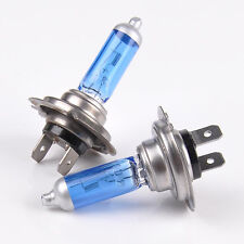 2pcs New H7 55W 12V 6000K Xenon Gas Halogen Headlight White Light Lamp Bulbs
