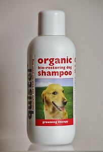 Quistel Organic Bio-Restoring Dog Shampoo 1 litre FOR ITCHY SKIN,COAT LOSS