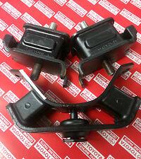 TOYOTA AE86 1984 1985 1986 1987 COROLLA GTS SR5 4AGE TRUENO LEVIN ENGINE MOUNTS