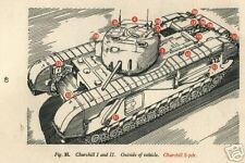 BTM 008 Churchill Infantry Tank