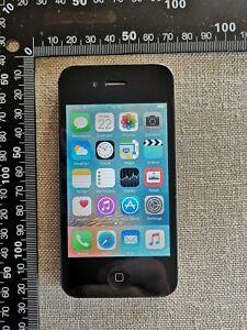 UNLOCKED BLACK APPLE iPHONE 4S MODEL A1431(MD235CH/A) 16GB