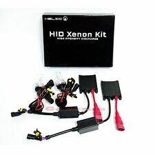 Ford 88-93 Mustang 9004 Hi/Low 12000K Blue Helio 35W Xenon Slim HID Kit