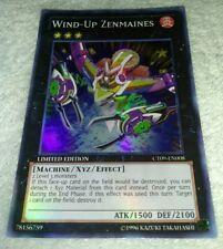 Yugioh! Wind-Up Zenmaines - CT09-EN008 - Super Rare - LP -  Limited Edition