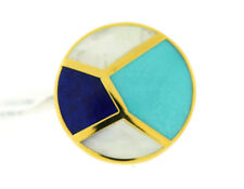 Ippolita Rock Candy 18K Yellow Gold Ring Size 6.75