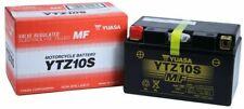 Yuasa YTZ10S Yamaha FZ8 '11-'13 AGM High Performance Activated 12 Volt Battery