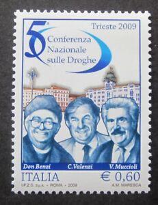 Medizin Gegen Drogen Nationale Konferenz Italien 2009