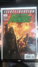 Marvel The New Avengers Secret Invasion Good Condition