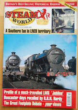 October Rail Magazines in English Steam World