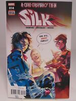 SILK #14 1ST PRINT MARVEL COMICS VF/NM CB842