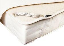 NATURAL AUSTRALIAN MERINO PURE Wool Topper UNDER BLANKET COVER Mattress Topper