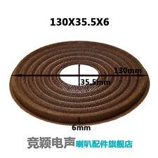 4 piece Woofer / Bass speaker repair spider (elastic wave) :130 / 35.5mm #Q27 ZX