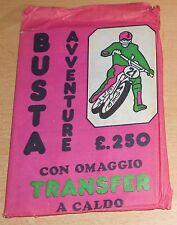 BUSTA  AVVENTURE  ROSSA  DA £ 250 CON 1 ALBO  ORIGINALE  !!!!!