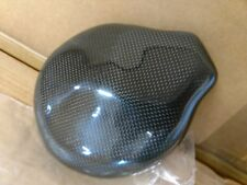 Yamaha R6 2006 - 2016 carbon fiber over carbon kevler Clutch cover bond on.