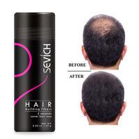 Beauty Cosmetic Hair Fiber Spray 25g Powder Concealer Loss Baldness Instant