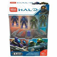 Mega Construx Halo Spartan IV Team Battle, new and sealed.