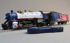 LIONEL PRESIDENT LIONCHIEF PLUS MIKADO STEAM ENGINE O GAUGE 2-8-2 train 6-83605