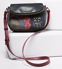 DESIGUAL Bolso Breda Red Garden - Bag - Sac - New.