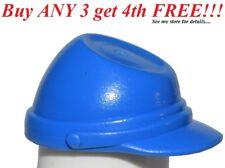☀️NEW Lego City Boy/Girl Minifig Hat Blue Calvary Soilder Starwars Bespin Kepi