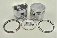 ITM RY6291-STD Set of 4 Engine Pistons W/Rings