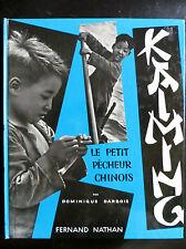 Kaiming le petit pêcheur chinois, Dominique Darbois, 1972