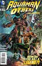 Aquaman and the Others #3 New 52 DC comic 1st Print 2014 NM