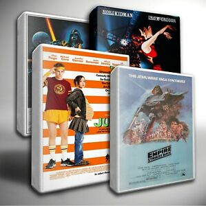 Choose your FILM / MOVIE POSTER - Giclee CANVAS Wall Art Picture Prints