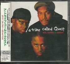 A Tribe Called Quest Hits, rarities & Remixes Japan CD w/obi BVCQ-21001