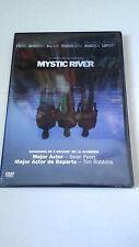 "DVD ""MYSTIC RIVER"" CLINT EASTWOOD SEAN PENN TIM ROBINS KEVIN BACON"