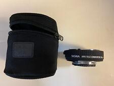 Sigma EX 1.4x Teleconverter 1.4 APO DG Lens For Nikon