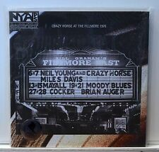 NEIL YOUNG Crazy Horse At The Fillmore 1970 180-gram VINYL LP Sealed