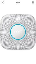 Nest Protect Smart Smoke and CO Alarm - Battery Powered -Integrated light
